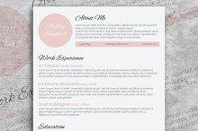 Beautiful Resume Design