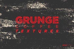 Grunge Coffee Textures