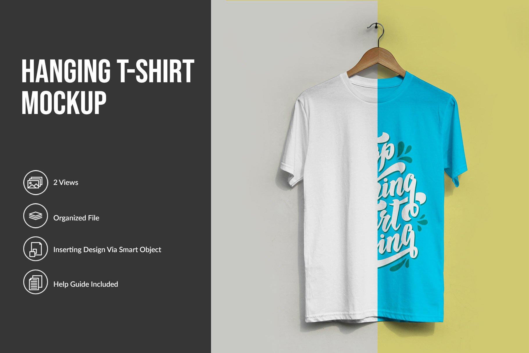 T Shirt Mockup Ai Free Download