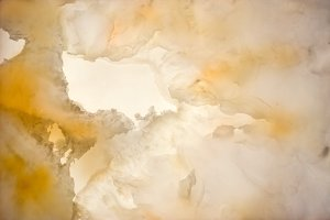 Warm lightened slices of marble