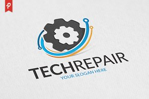 Tech Repair Logo