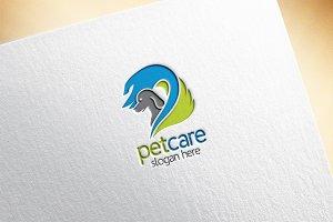 Petcare Logo Template
