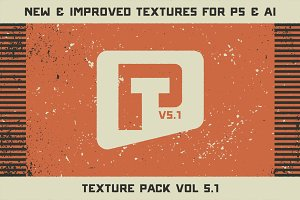 Texture Pack Vol. 5 Vector Textures
