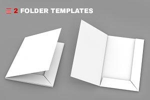 2 Folders Templates