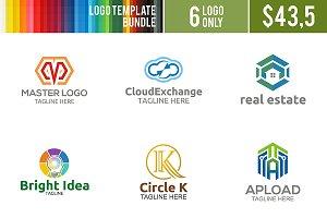 Logo Templates Bundle #17