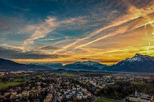 Salzburg Hohe Festung (Austria)