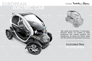European Electric Car
