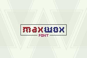 Maxwox Font
