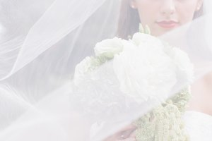 Dreamy Bridal Portrait