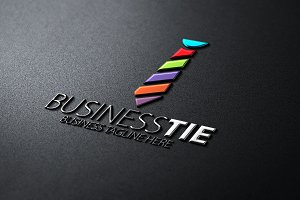 Business Tie Logo