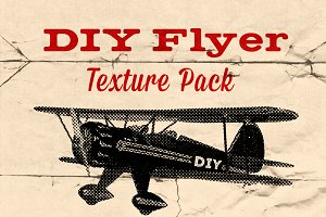 DIY Flyer Texture Pack