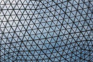 Dali museum windows