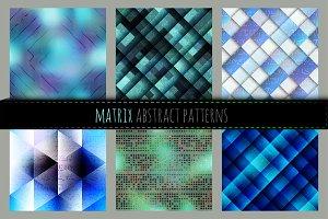 Matrix patterns