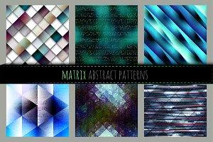 Matrix patterns.