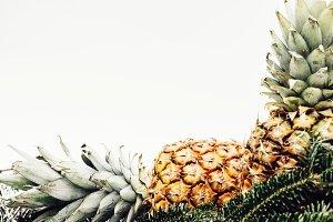 Festive Pineapples