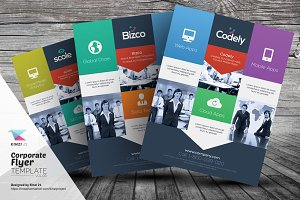 Corporate Flyer Templates Vol.03