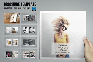 Photography Magazine Template-V327