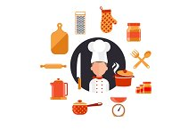 Cooking Serve Meals and Food Prepara