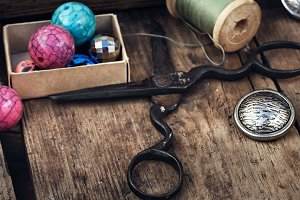 Sewing supplies tailor