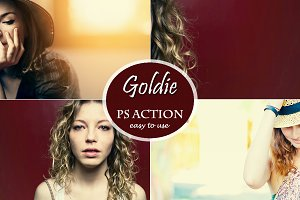Goldie PS Action