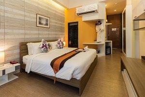 Modern styles of bedroom