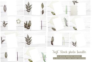 Stock photo bundle- 14 PNG´s + 1 PSD