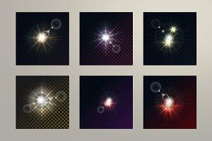 Vector bright star Vol.2
