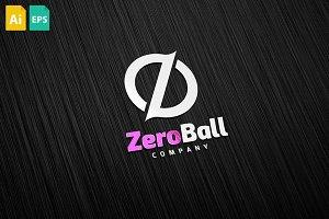 ZeroBall Logo