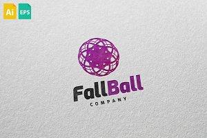 FallBall Logo