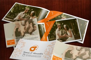 Wedding PhotoAlbum Template