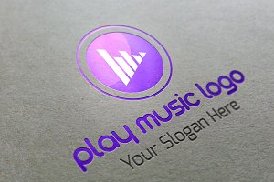 Play Music Logo