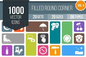 1000 Filled Round Corner (V4)