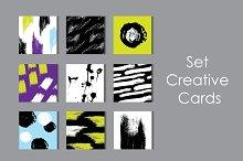 Set Creative Cards