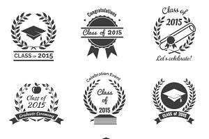 Graduation labels