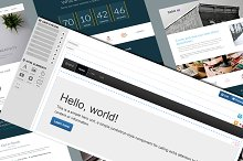Bootstrap Templates & Email Builder