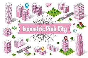 Pink City Set