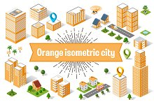 Orange City Set