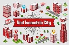 Red City Set
