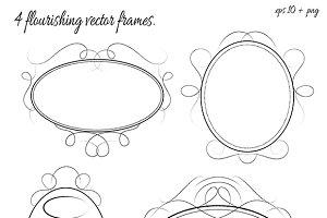 4 Flourishing Frames