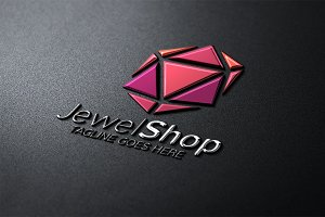 Jewel Shop Logo