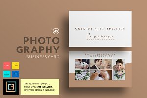 Photography - Business Card 45