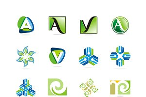 Graphic Vector suitable for Logo #33