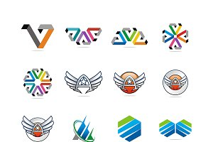 Graphic Vector suitable for Logo #48