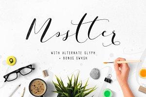 Mostter Script