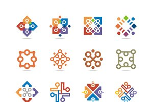 Graphic Vector suitable for Logo#127