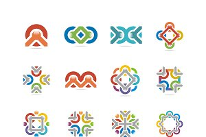 Graphic Vector suitable for Logo#128