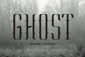 Ghost Typeface