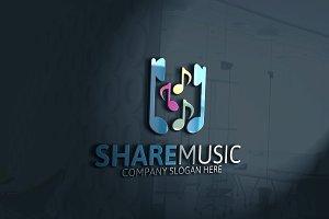 Share Music Logo