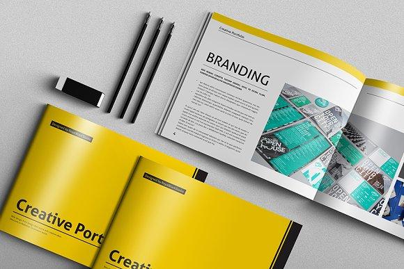 Portfolio Brochure Vol.5 - Brochures