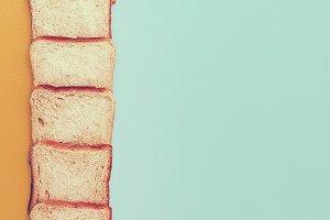 Minimal Vanilla style. Toasts on fas